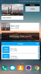 App Ticker - Countdown to big moments APK for Windows Phone