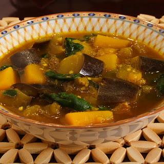 Cambodian Vegetarian Stew