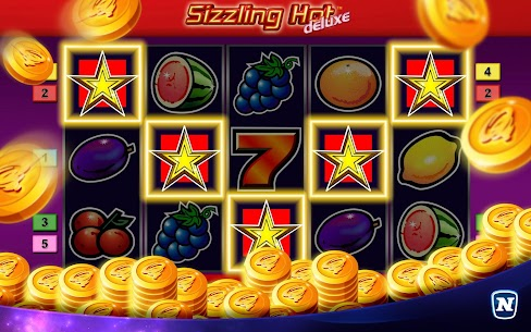 Sizzling Hot™ Deluxe Slot App Latest Version Download For Android and iPhone 5