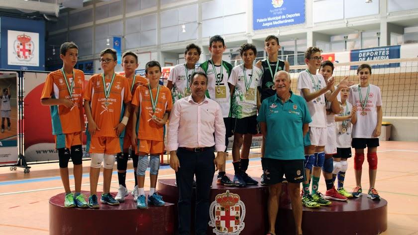 Torneo de Voleibol Feria de Almería 2018