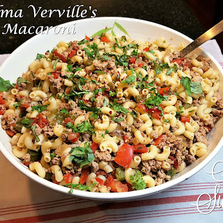Grandma Verville'S Elbow Macaroni Recipe