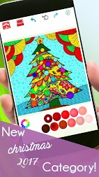 Coloring Book For Adults Free - ColorWolf APK screenshot thumbnail 3