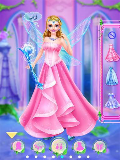 Fairy Princess Dressup VS Witch Makeup 1.0.871 screenshots 10