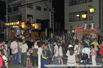 Photo: 【平成23年(2011) 宵宮】  平成23年の宵宮も大盛況でした。