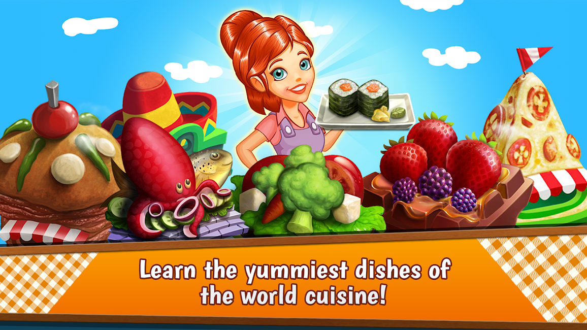 #11. Cooking Tale - Chef Recipes (Android)