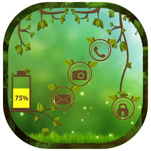 download Forest Go Locker Theme apk