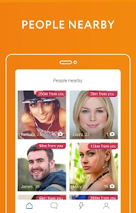 Mamba - Online Dating App: Find 1000s of Single Screenshot