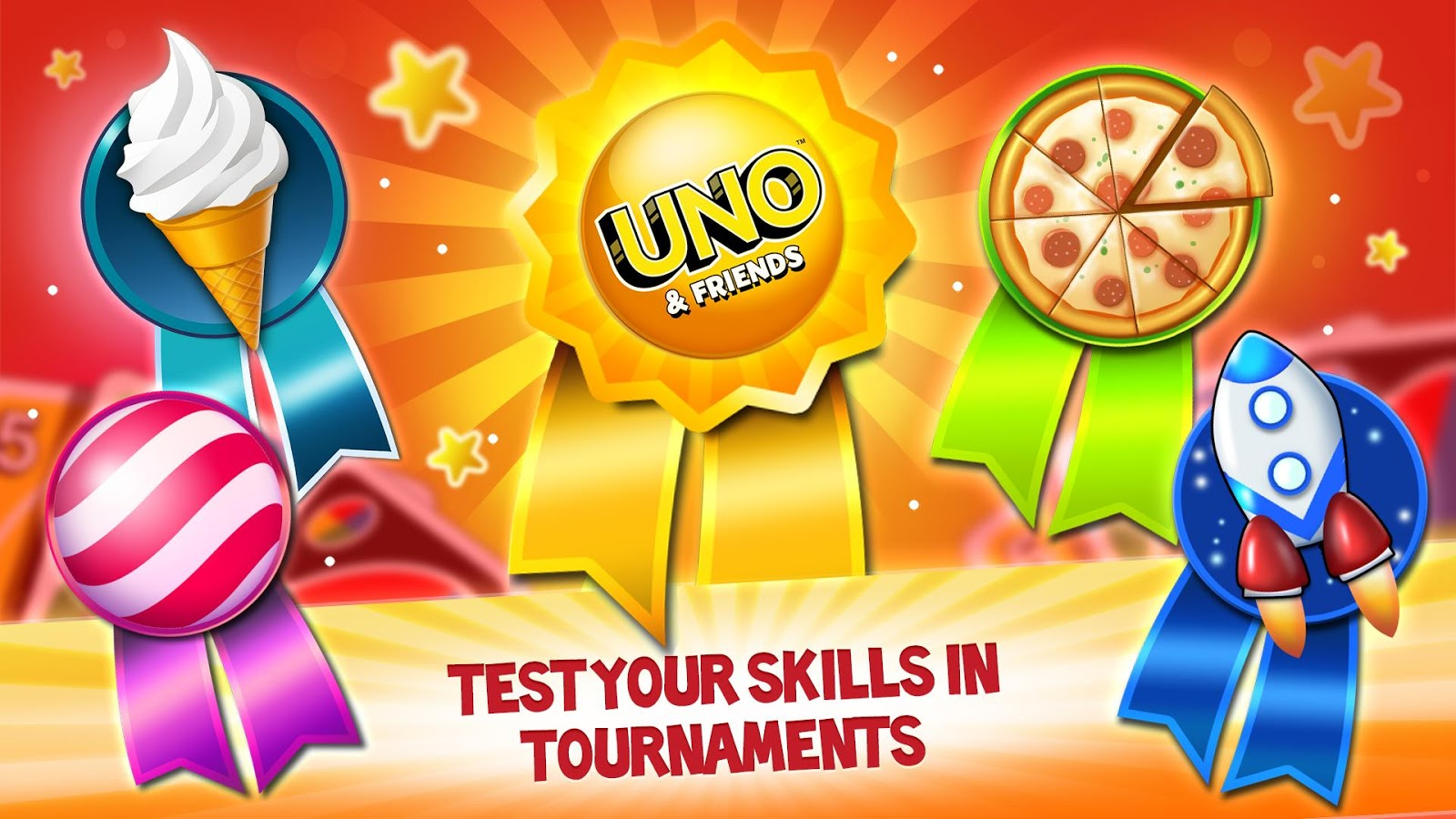 UNO ™ & Friends- screenshot