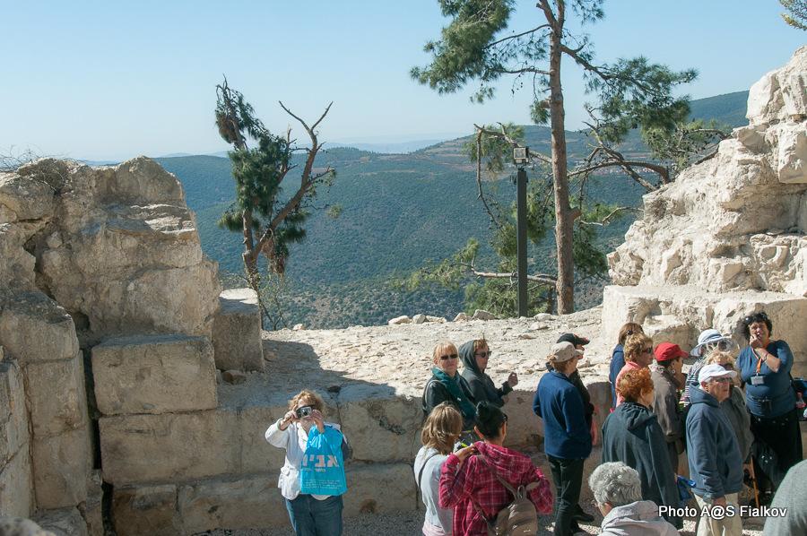 Экскурсия Верхняя Галилея