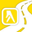 Zlaté Mapy - offline navigácia icon