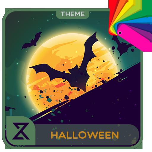 Halloween Moon (Xperia Theme)