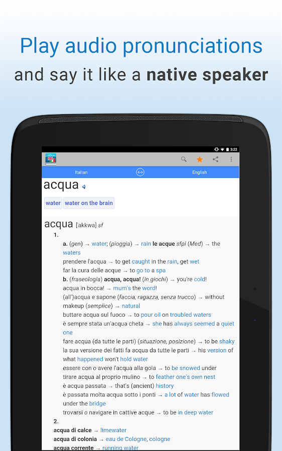 Discover our new Synonym dictionary based on AI