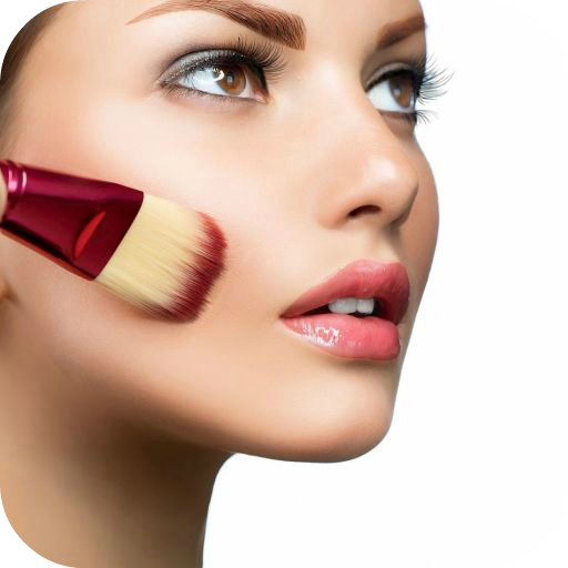 Уход за собой девушкам макияж (app)