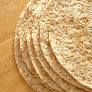 Easy Whole-Wheat Tortillas.
