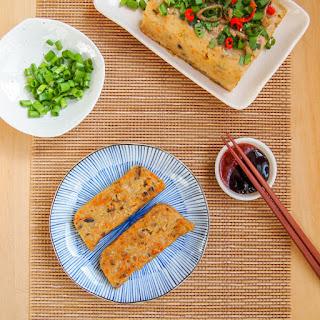 Chinese Turnip Cake Recipe