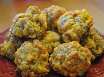Mimi's Sausage Balls Recipe