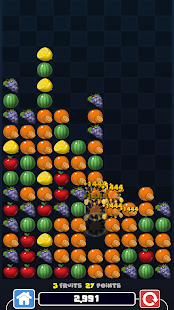 Fruits Tap - Touch same Fruits- screenshot thumbnail