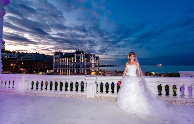 Fotógrafo de bodas Mar Falcon (MarFalcon). Foto del 07.07.2016