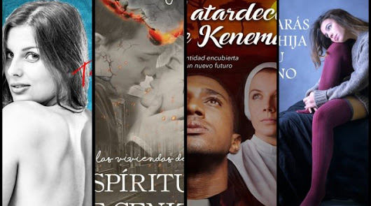 Cuatro libros almerienses a la conquista de Amazon