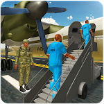Army Prisoner Transport Plane Icon