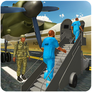 Army Prisoner Transport Plane for PC and MAC