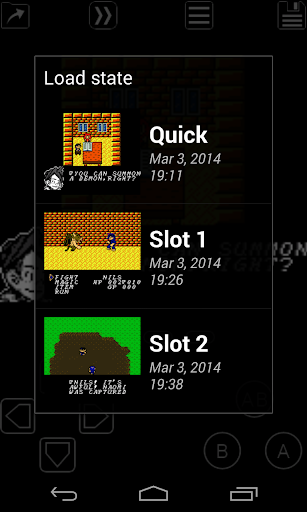 My OldBoy! Free - GBC Emulator 1.5.2 screenshots 3