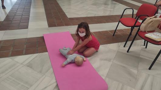 Clausuran los cursos sobre primeros auxilios en el entorno familiar