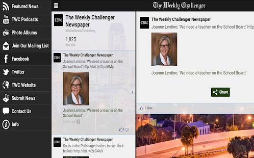The Weekly Challenger- screenshot thumbnail