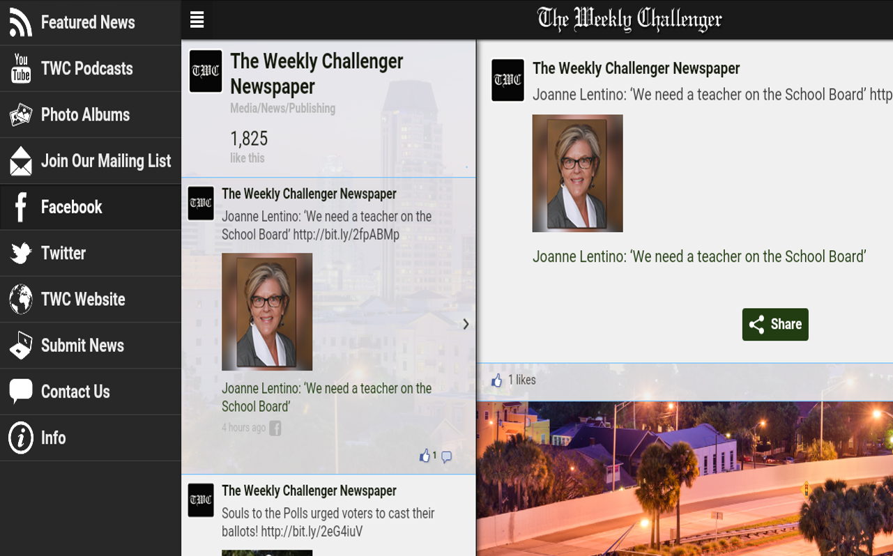The Weekly Challenger- screenshot