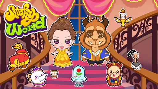 Sticker Kids - Princess Maker android2mod screenshots 2