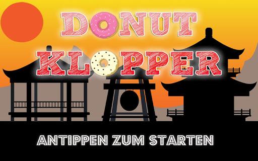 Donut Klopper Gratis