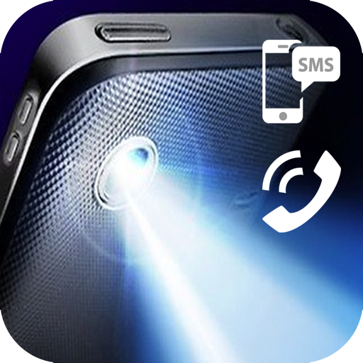 Flash Alert with Call and SMS