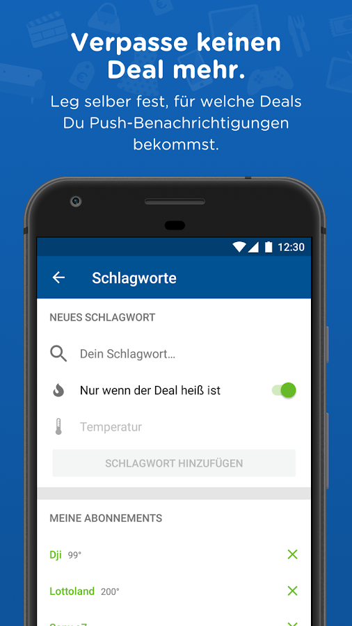 mydealz – Gutscheine & Deals- screenshot