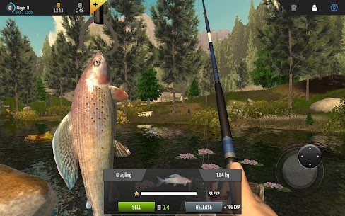 Professional Fishing Mod Apk Download For Android and Iphone 6