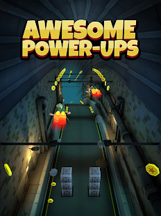 Overspin: Night Run – 3D double runner 23