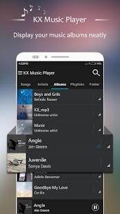 KX Music Player + Apk Full v1.2.1
