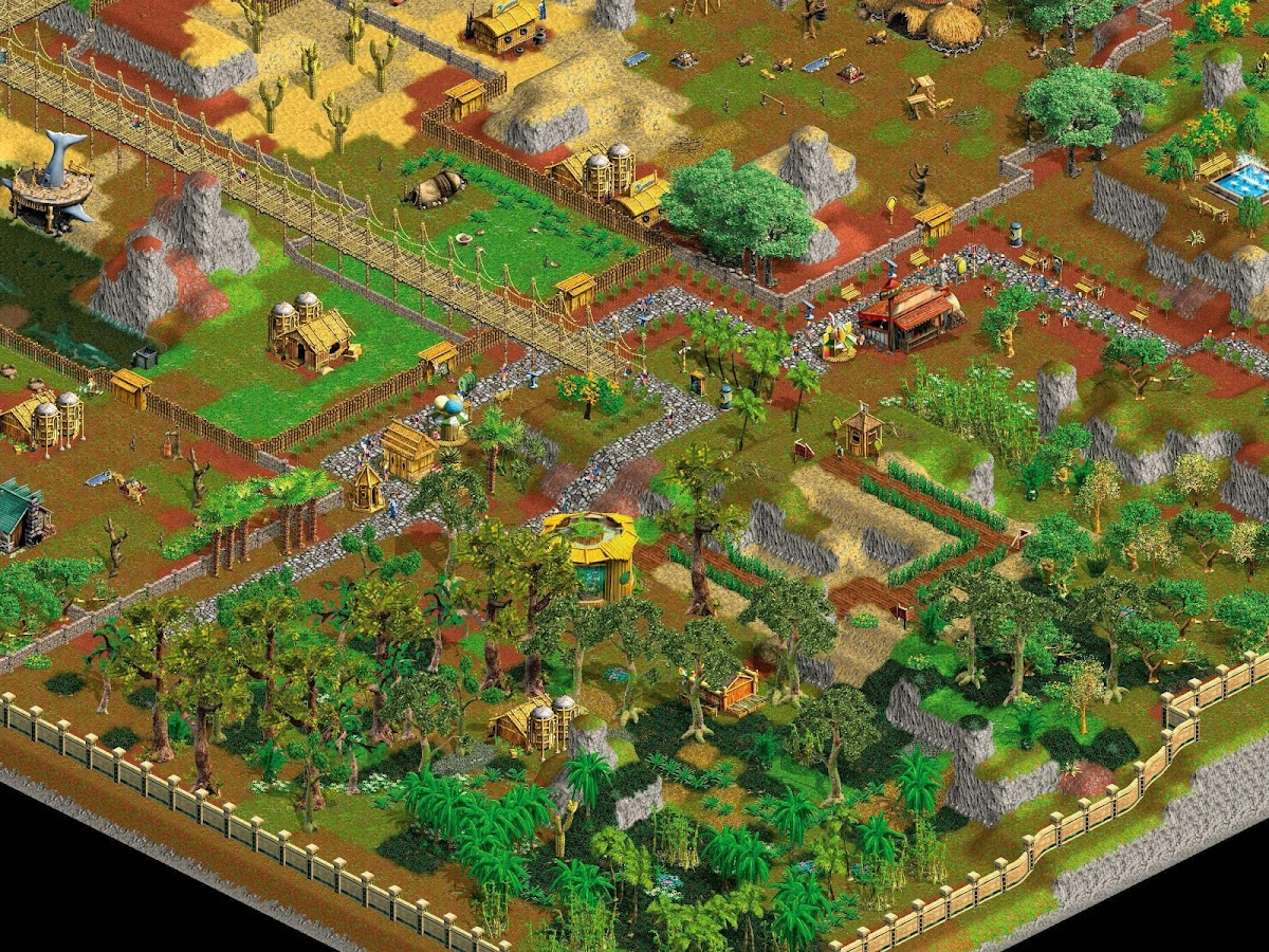 Wildlife Park: Wild Creatures- screenshot