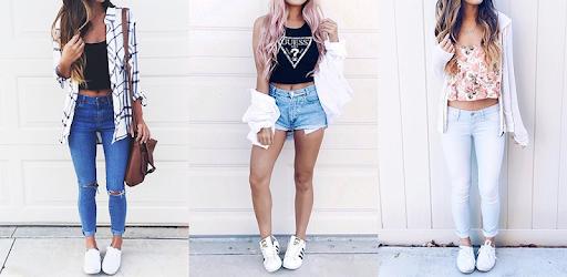 Teen Outfit Ideas - Clothes <b>Fashion</b> Trends <b>2019</b>