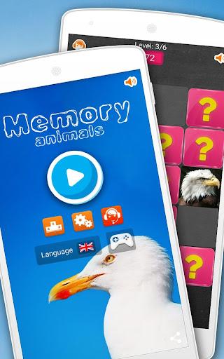 Memory Game: Animals  screenshots 1