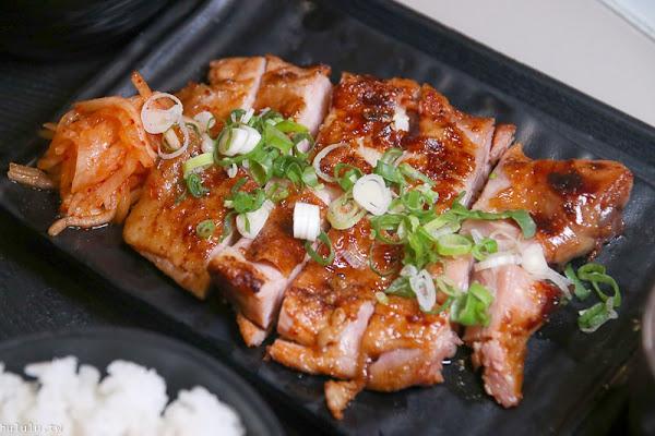 「米谷手作料理食堂」平價食堂!快炒,燒烤,丼飯,定食通通有!韓式煎餅好吃推薦~|文化中心|台南午餐|晚餐|燒烤|