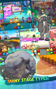 Puzzle x Heroes v1.3.3 (Mod Money)