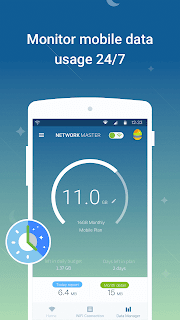 Network Master - Speed Test screenshot 03