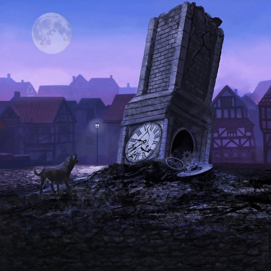Anti Clock Tower