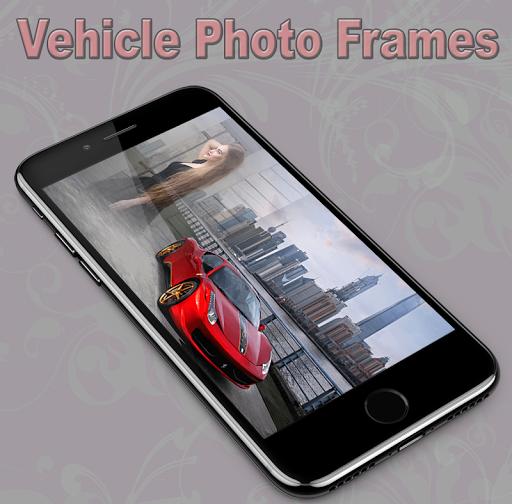 VEHICLE PHOTO FRAMES 1.1 screenshots 3