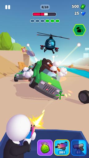 Rage Road screenshot 1