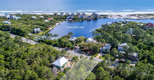 Prime Lot on 30A