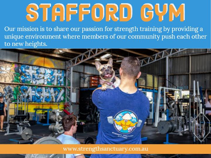 Stafford Gym