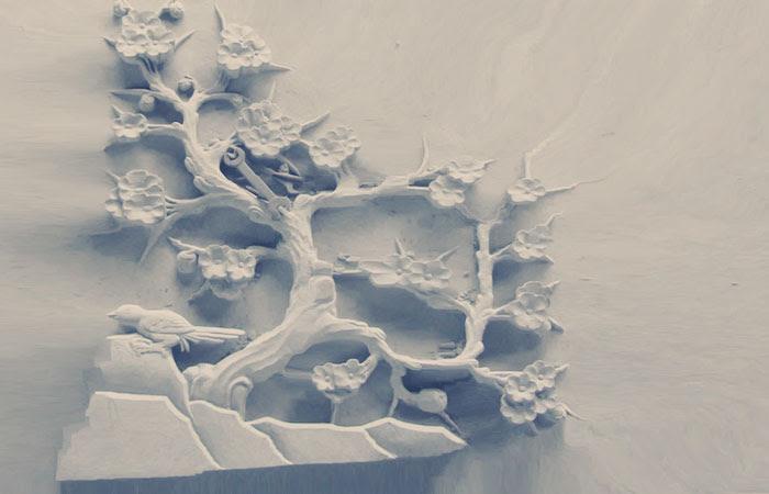 salah satu motif kerajinan batu bongpai