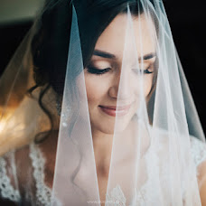 Wedding photographer Alisa Polyakova (AlisaP19). Photo of 01.12.2016