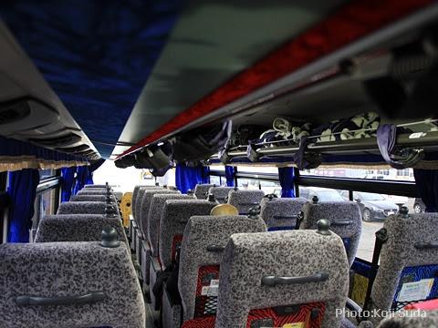 北海道バス「帯広特急ニュースター号」 ・997 車内の様子_01